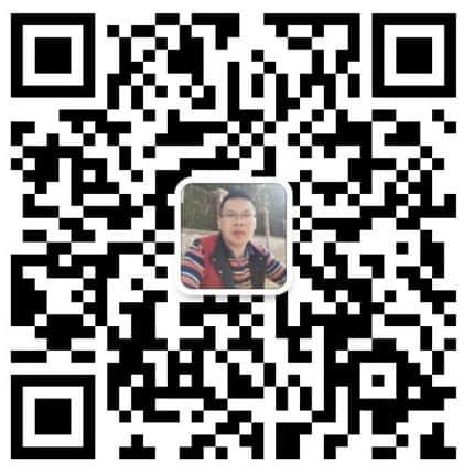 业务联系微信二维码