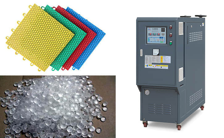 模温机与冷水机在聚丙烯注塑工艺的应用案例