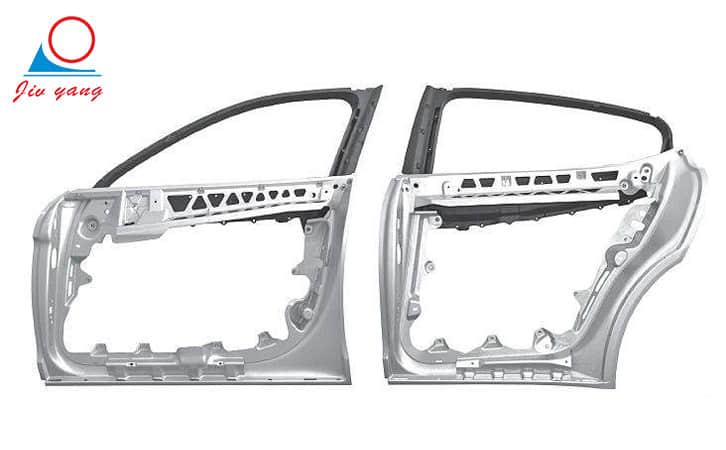 车门门板镁合金压铸件铸造成型模温机应用案例