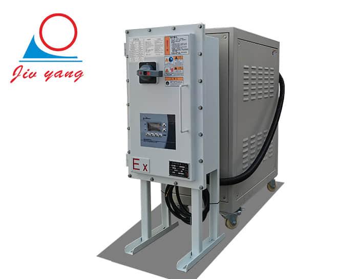 防爆油加热器_分体式防爆200℃导热油炉