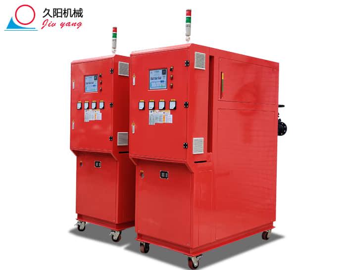 300度油加热器_环保油加热器设备