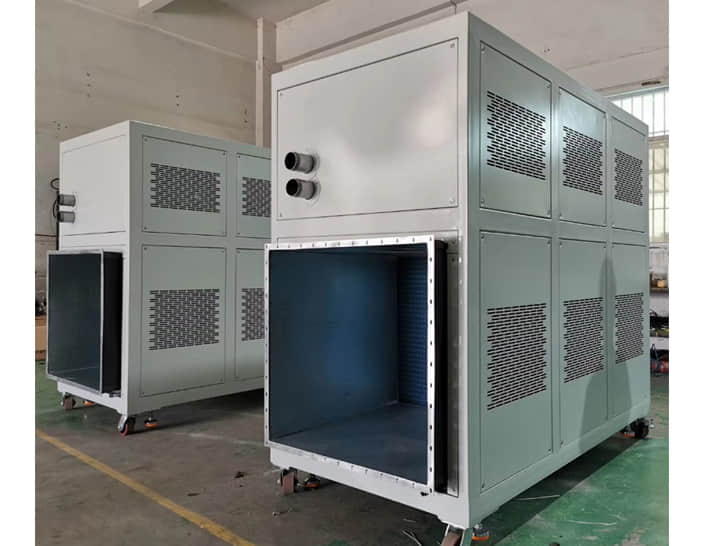 工业水冷式冷风机_涂布机专用