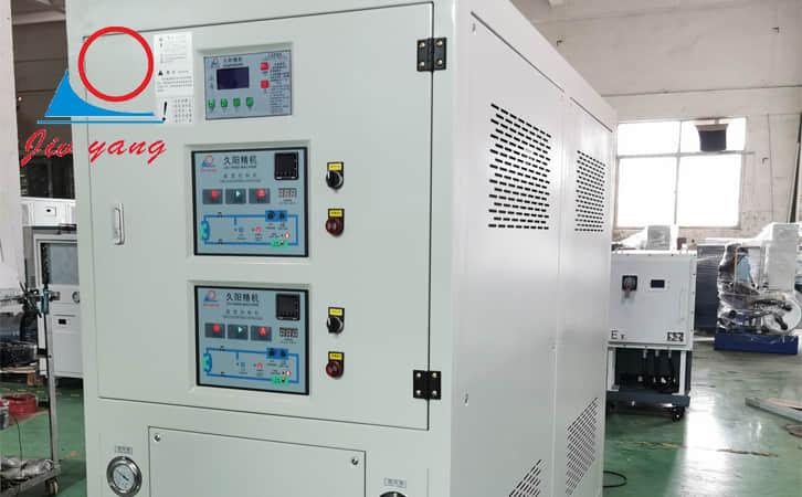 模温机组在橡胶塑料挤出行业中的控温应用案例