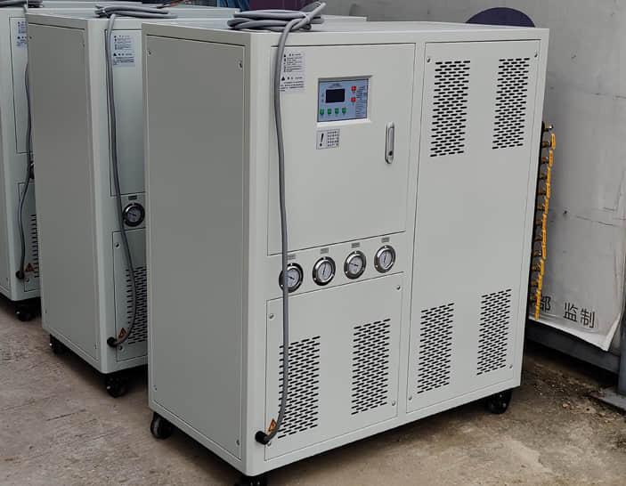 实验室小型冷水机应用案例