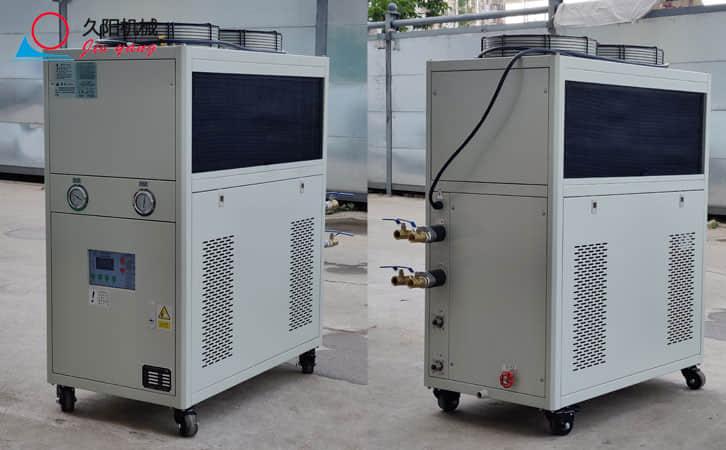 塑料吹瓶机专用冷水机成功配套案例