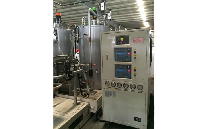 冷热一体模温机在化工领域的应用案例