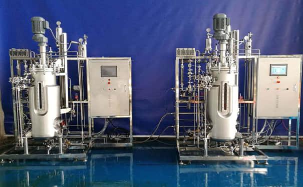 生物制药厂用反应釜导热油电加热