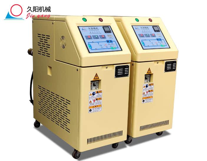 橡胶注塑模温机_挤出硫化水式模温机