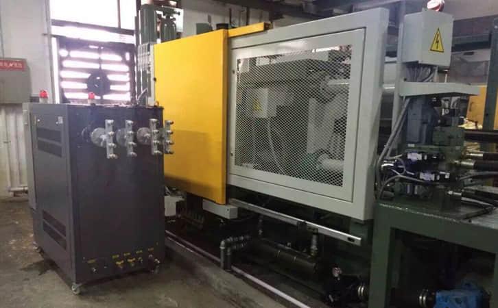 高温油温机在锌镁铝合金压铸成型的应用