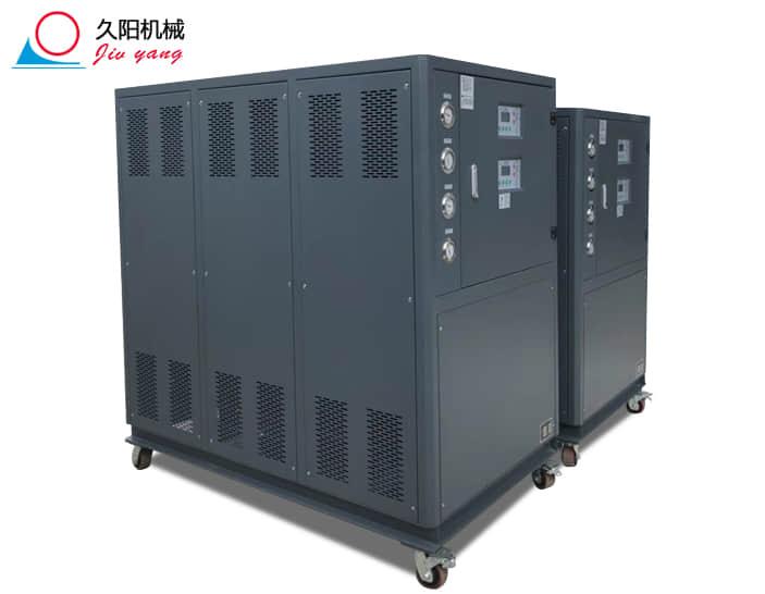 真空镀膜专用双控温冰水机循环系统