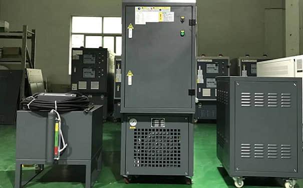 分体式电加热导热油炉_冷热控温油加热器_成功案例