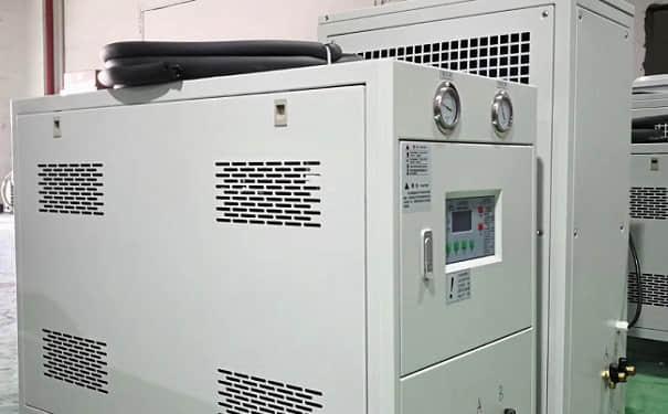 分离式风冷式冷水机_产品展示_应用案例