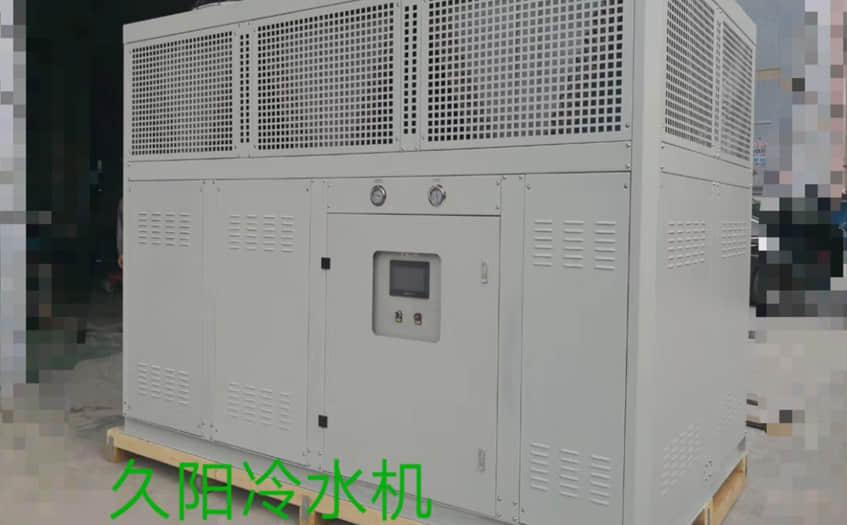 风冷式螺杆冷水机机组_产品展示_应用案例