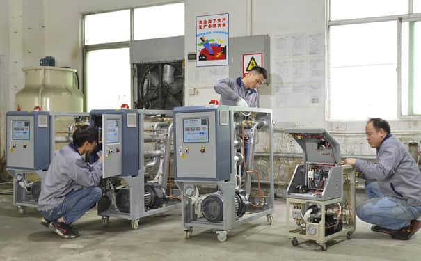宝马娱乐bm777线路生产车间-检测维护