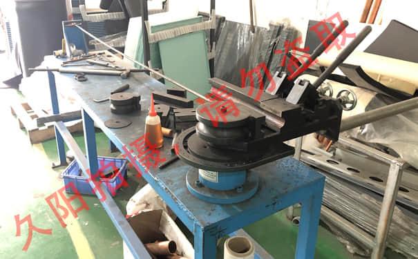 宝马娱乐bm777线路铜管弯管机