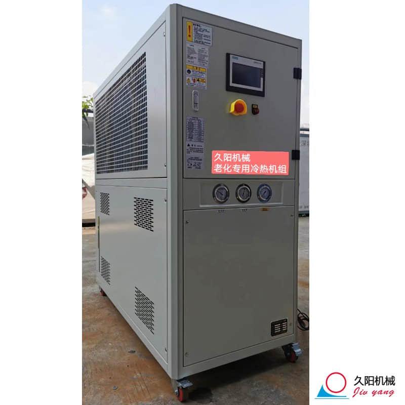 锂电池老化测试设备冷水机_多管路一体模温机