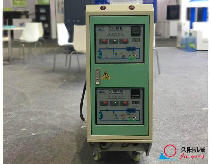 久阳模温机厂家分享-选购高温水温机三点技巧