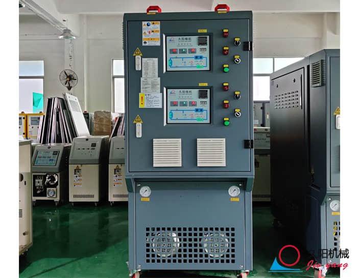 压铸模温机_双回路控温油温机