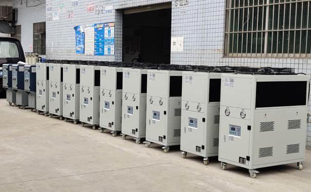 风冷式冷油机的保养措施及办法