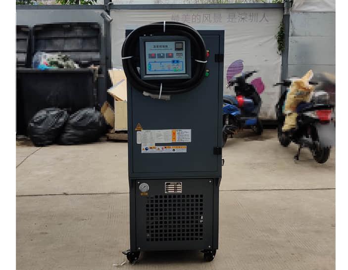 PLC模温机_环保节能plc模具控制机产品图片