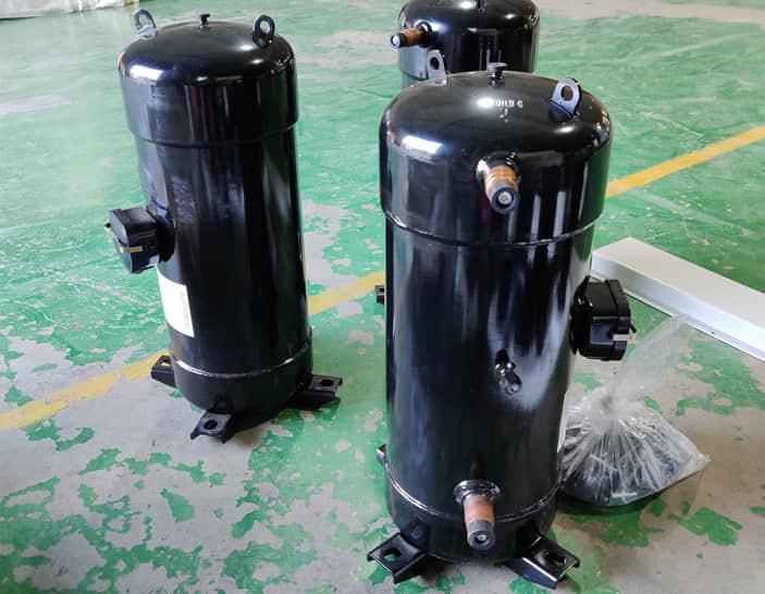风冷式冷油机压缩机全面检测与保养