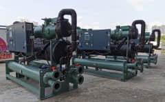 冷水机组运行效率受到哪些因素影