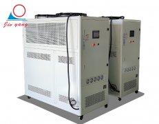 精密铸造加工和计量车间专用智能冷水机案例