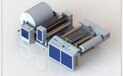 无纺布打孔印花机怎么选模温机?辊压定型控温首选