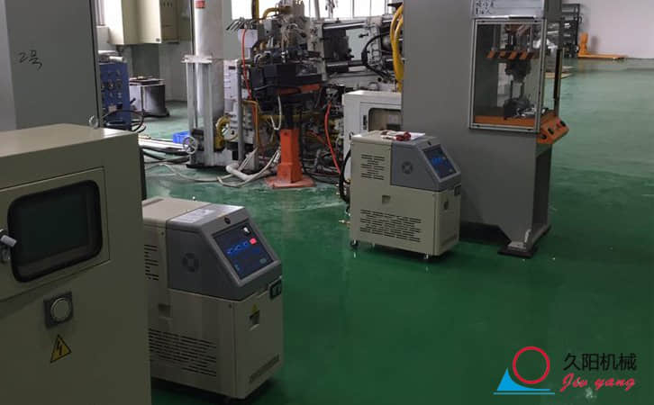 锌镁合金压铸模温机_应用案例