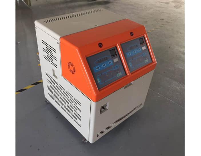 200度油温机_双温油式模温机