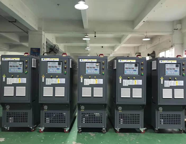 350度油温机_高温型油温机