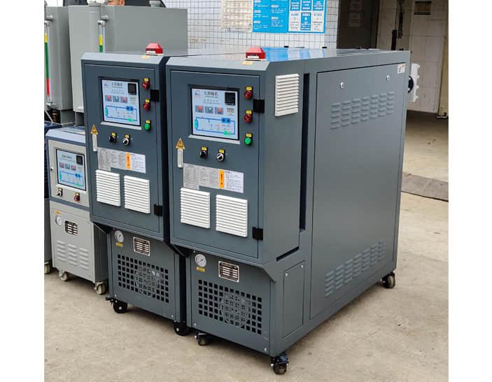 320度油式模温机_320℃压铸模温机