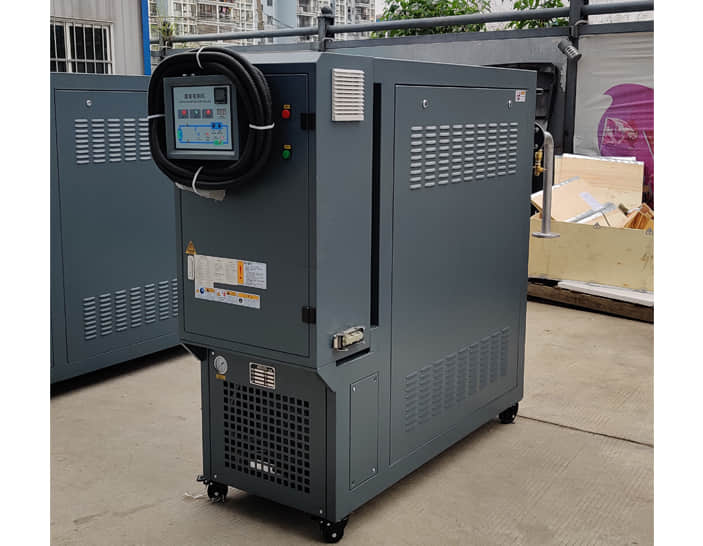PLC模温机_环保节能plc模具控制机