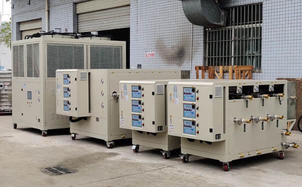 非标定制模温机_按需设计工业冷水机步骤及可定制内容